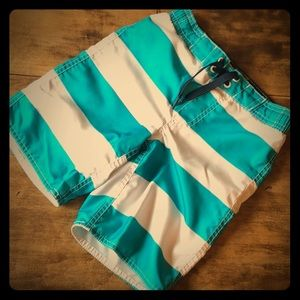 Old Navy swim trunks. Small (6-7).